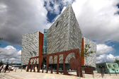 Titanic Museum, Belfast — Stock Photo
