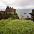 Dunluce Castle, Northern ireland — Stock Photo