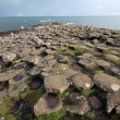Stock Photo: Giant's Causeway cape