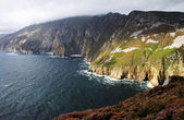 Slieve League cliffs in Donegal — Zdjęcie stockowe