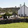 Inisheer village, Aran islands — Stock Photo