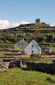 Village in Inisheer, Aran Islands, Ireland — Stock Photo