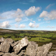 Stock Photo: Burren quite landscape, Ireland