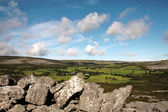 The Burren quite landscape, Ireland — Stock Photo