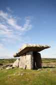 The Dolmen, Burren, Ireland — Stock Photo