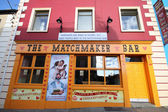 Lisdoonvarna Matchmaker Bar — Stock Photo