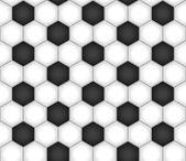 Seamless football background — Stock Vector