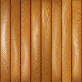 Varnished wooden texture — Stock Vector