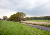 Valleikanaal near Veenendaal in The Netherlands — Stock Photo