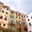 Houses in riomaggiore in italy — Stock Photo