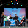 Постер, плакат: Matangi quartet on festival de basis