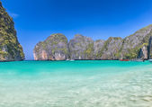 Lagoon beach in thailand — Foto Stock