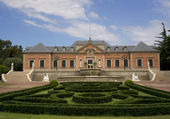 Palacio de Albeniz, Barcelona, Spain — Stock Photo