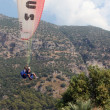 Paragliding — Stock Photo #24071991