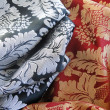 Decorative fabric — Stock Photo #16993373
