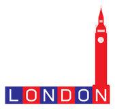 London, UK — Stock Vector