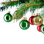 Christmas tree — Stock Photo #17136327