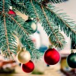 Christmas tree — Stock fotografie #17136461