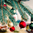 Foto de Stock  : Christmas tree