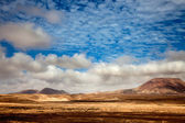 Volcanic landscape — Stock Photo