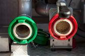 Fireplug — Stock Photo