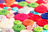 Volorful buttons — Stock Photo