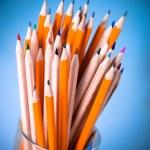 Colored pencils — Stock Photo