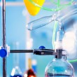 Chemical  setup  — Stock Photo