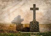 Krzyż — Zdjęcie stockowe