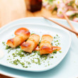 Spring roll — Stock Photo #26840351