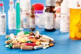 лекарственные средства — Стоковое фото