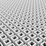 3d cube — Stock Photo
