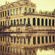 Stock Photo: Zwinger palace