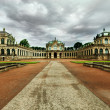 Stock Photo: Zwinger palace.