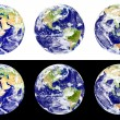 Stock Photo: Eard globe, Elements of this image furnished by NASA