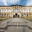The courtyard of Zwinger in Dresden, Germany. — Stock Photo #31301777