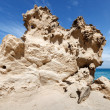 Erosion of sandstone rock — Stock Photo #34297905