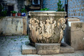 Medieval ceremonial vessel — Stock Photo