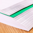Stack of envelopes — Stock Photo