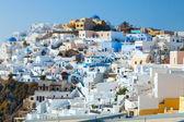 Oia on the island of Santorini, Greece — Stock Photo