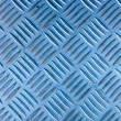 Texture corrugated metal sheet — 图库照片