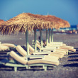 Beach umbrella — Stock Photo #35790569