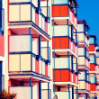 Building with balconies — Stock Photo #35790693
