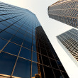 Stock Photo: Abstract business office skyscraper