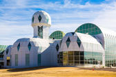 Earth systems science research facility — Foto Stock