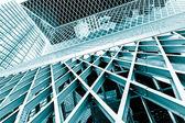 ガラスと金属の背景デザイン — ストック写真