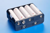 Accumulator storage battery — Stock Photo