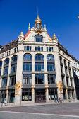 Commerzbank in Leipzig — Stock Photo