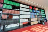 Library ABBE Center of Photonics (ACP) am Campus Beutenberg in Jena. Gerrmany — Stock Photo