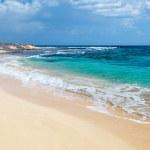 Sandy beach — Stock Photo #43830585